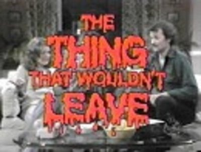 The Thing That Wouldn't Leave - John Belushi House Guest SNL
