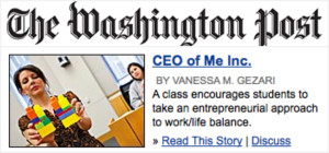 As Seen in Washington Post_CEO of Me Inc_WEL
